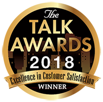 2018 Talk Awards Winner Logo